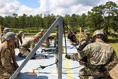 190618-A-DX878-1027 (Fort Drum & 10th Mountain Division (LI)) Tags: ashleymmorris fortpolk 3bct 10thmountaindivision lightfightersschool airassault rappel rappelling confidencetower