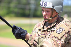 190618-A-DX878-1031 (Fort Drum & 10th Mountain Division (LI)) Tags: ashleymmorris fortpolk 3bct 10thmountaindivision lightfightersschool airassault rappel rappelling confidencetower