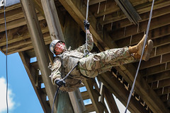 190618-A-DX878-1045 (Fort Drum & 10th Mountain Division (LI)) Tags: ashleymmorris fortpolk 3bct 10thmountaindivision lightfightersschool airassault rappel rappelling confidencetower