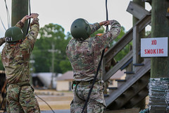 190618-A-DX878-1018 (Fort Drum & 10th Mountain Division (LI)) Tags: ashleymmorris fortpolk 3bct 10thmountaindivision lightfightersschool airassault rappel rappelling confidencetower