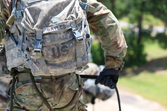 190618-A-DX878-1034 (Fort Drum & 10th Mountain Division (LI)) Tags: ashleymmorris fortpolk 3bct 10thmountaindivision lightfightersschool airassault rappel rappelling confidencetower