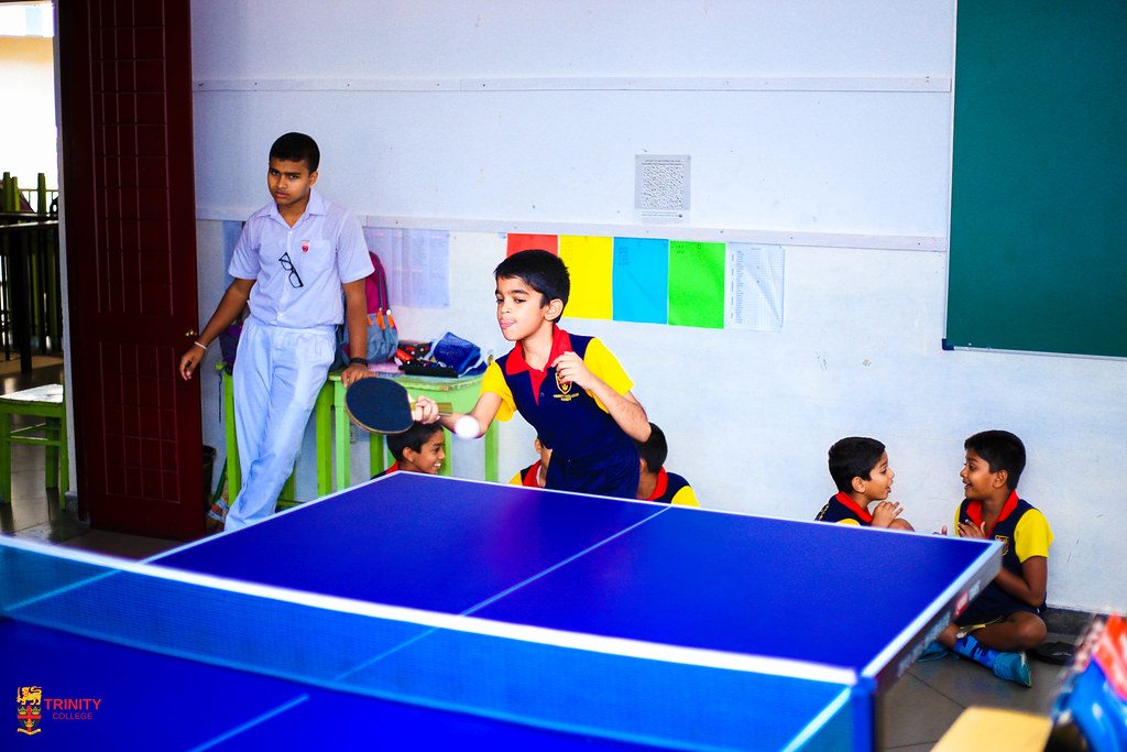 Swell Junior School Table Tennis Tournament 2019 Trinity College Home Interior And Landscaping Ologienasavecom