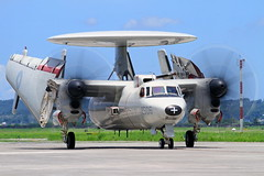2506 Taiwan - Air Force Grumman E-2T Hawkeye 2000 (G-123) (阿樺樺) Tags: 2506 taiwan air force grumman e2t hawkeye 2000 g123
