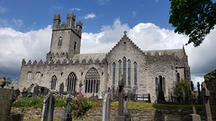 St. Mary's Church (MartinAJ21) Tags: ireland castle destination tourist wall stone medieval history travel building st marys