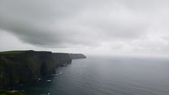 Cliffs of Mohr (MartinAJ21) Tags: cliffsofmohr cliffs mohr fog ocean sea water seagulls cave tourist destination clouds
