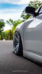 Untitled (Wright Of Way Photography) Tags: nissan maxima stanced bagged