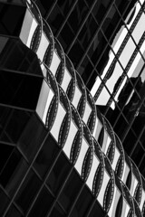 (jfre81) Tags: chicago downtown loop madison lasalle street building architecture facade abstract minimalist texture pattern city urban james fremont photography jfre81 canon rebel xs eos