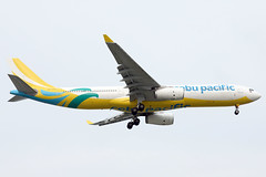 Cebu Pacific Air A330-300 RP-C3341 landing SIN/WSSS (Jaws300) Tags: singaporechangiairport changiairport plane cebu pacific cebupacific cebuair manila ninoy aquino international airport philippines ceb 5d short runway canon eos lowcostcarrier lcc airbus a330 a333 a330300 asia singapore changi airways air airlines arrival arriving cebupacificair rpc3341 canon5d shortfinal finalapproach lowcost tight
