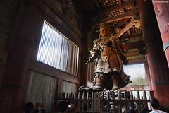 奈良・東大寺大仏殿 ∣ Todaiji Temple・Nara city【EXPLORED】 (Iyhon Chiu) Tags: 日本 奈良 nara japan japanese buddha 大仏殿 大仏 東大寺 奈良公園 buddhist todaiji temple