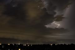 Tulsa Lightning (punahou77) Tags: lightningbolt landscape lightning nature nikond500 nikon night punahou77 tulsa oklahoma clouds stevejordan sky storm stormclouds longexposure
