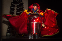 1633-169 The Master of the Mystic Arts (misterperturbed) Tags: avengers doctorstrange mezco mezcoone12collective one12collective