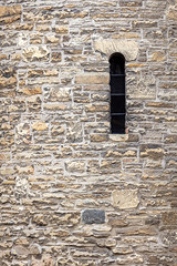 Not exactly open plan (A Different Perspective) Tags: germany munster city hole stone thin vent wall window