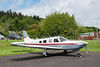 G-PURL Saratoga, Glenrothes