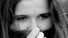 Look (patrick_milan) Tags: fille regard eye portrait girl oeil yeux