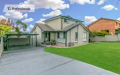 18 Chatsworth Road, St Clair NSW