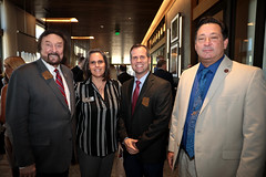 Jay Lawrence, Annette Hanian, Warren Petersen & David Cook (Gage Skidmore) Tags: jay lawrence annette hanian warren petersen david cook state representative annual awards luncheon 2019 arizona chamber commerce industry jw marriott scottsdale camelback inn