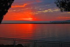 Nubes en la costa de Hondarribia (eitb.eus) Tags: eitbcom 16599 g1 tiemponaturaleza tiempon2019 amanecer gipuzkoa hondarribia josemariavega