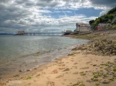 Mumbles Lifeboat Station and Pier (Ian Gedge) Tags: wales cymru mumbles uk britain swanseabay pier lifeboat beach sea shore coast