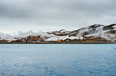 (Ⓜⓡ. Ⓔⓓ) Tags: nikonfm2n nikkor24mmf28afd expiredfilm 35mm iceland myvatn throwback digging archives filmisnotdead filmphotography filmshooter steam grainy lofi