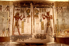 Valle de los Reyes - (97) (Rubén Hoya) Tags: valle de los reyes faraones tumbas sarcofago jeroglificos egipto