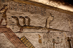 Valle de los Reyes - (90) (Rubén Hoya) Tags: valle de los reyes faraones tumbas sarcofago jeroglificos egipto