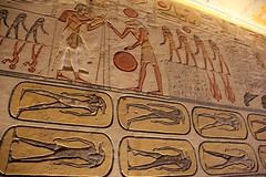 Valle de los Reyes - (73) (Rubén Hoya) Tags: valle de los reyes faraones tumbas sarcofago jeroglificos egipto