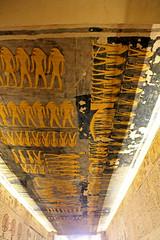 Valle de los Reyes - (71) (Rubén Hoya) Tags: valle de los reyes faraones tumbas sarcofago jeroglificos egipto