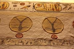 Valle de los Reyes - (66) (Rubén Hoya) Tags: valle de los reyes faraones tumbas sarcofago jeroglificos egipto