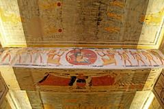 Valle de los Reyes - (61) (Rubén Hoya) Tags: valle de los reyes faraones tumbas sarcofago jeroglificos egipto