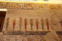 Valle de los Reyes - (59) (Rubén Hoya) Tags: valle de los reyes faraones tumbas sarcofago jeroglificos egipto
