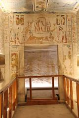 Valle de los Reyes - (32) (Rubén Hoya) Tags: valle de los reyes faraones tumbas sarcofago jeroglificos egipto