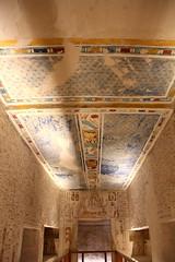 Valle de los Reyes - (31) (Rubén Hoya) Tags: valle de los reyes faraones tumbas sarcofago jeroglificos egipto