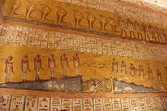 Valle de los Reyes - (27) (Rubén Hoya) Tags: valle de los reyes faraones tumbas sarcofago jeroglificos egipto