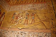 Valle de los Reyes - (24) (Rubén Hoya) Tags: valle de los reyes faraones tumbas sarcofago jeroglificos egipto