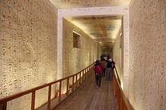 Valle de los Reyes - (7) (Rubén Hoya) Tags: valle de los reyes faraones tumbas sarcofago jeroglificos egipto