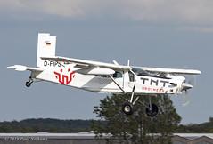 D-FIPS Pilatus PC-6T Kias Airlines (Anhedral) Tags: dfips pilatuspc6 tntbrothers kiasairlines turboprop einn snn shannonairport