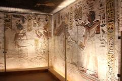 Valle de los Reyes - (85) (Rubén Hoya) Tags: valle de los reyes faraones tumbas sarcofago jeroglificos egipto