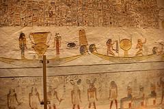 Valle de los Reyes - (65) (Rubén Hoya) Tags: valle de los reyes faraones tumbas sarcofago jeroglificos egipto