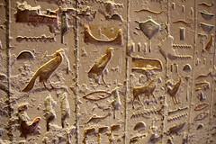 Valle de los Reyes - (47) (Rubén Hoya) Tags: valle de los reyes faraones tumbas sarcofago jeroglificos egipto