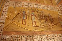Valle de los Reyes - (38) (Rubén Hoya) Tags: valle de los reyes faraones tumbas sarcofago jeroglificos egipto