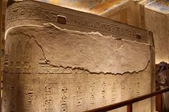 Valle de los Reyes - (37) (Rubén Hoya) Tags: valle de los reyes faraones tumbas sarcofago jeroglificos egipto
