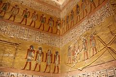 Valle de los Reyes - (23) (Rubén Hoya) Tags: valle de los reyes faraones tumbas sarcofago jeroglificos egipto