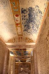 Valle de los Reyes - (14) (Rubén Hoya) Tags: valle de los reyes faraones tumbas sarcofago jeroglificos egipto