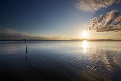 Clarity (chibitomu) Tags: canon 5dmarkiii canonef1635mmf4lisusm clouds lake landscape light nature sunset water kasumigaura namegatashi ibaraki japan 霞ヶ浦 行方市 茨城県 日本 chibitomu