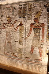 Valle de los Reyes - (84) (Rubén Hoya) Tags: valle de los reyes faraones tumbas sarcofago jeroglificos egipto