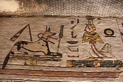 Valle de los Reyes - (82) (Rubén Hoya) Tags: valle de los reyes faraones tumbas sarcofago jeroglificos egipto