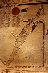 Valle de los Reyes - (64) (Rubén Hoya) Tags: valle de los reyes faraones tumbas sarcofago jeroglificos egipto