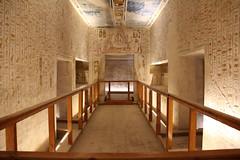 Valle de los Reyes - (30) (Rubén Hoya) Tags: valle de los reyes faraones tumbas sarcofago jeroglificos egipto