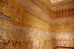 Valle de los Reyes - (28) (Rubén Hoya) Tags: valle de los reyes faraones tumbas sarcofago jeroglificos egipto