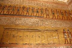Valle de los Reyes - (26) (Rubén Hoya) Tags: valle de los reyes faraones tumbas sarcofago jeroglificos egipto